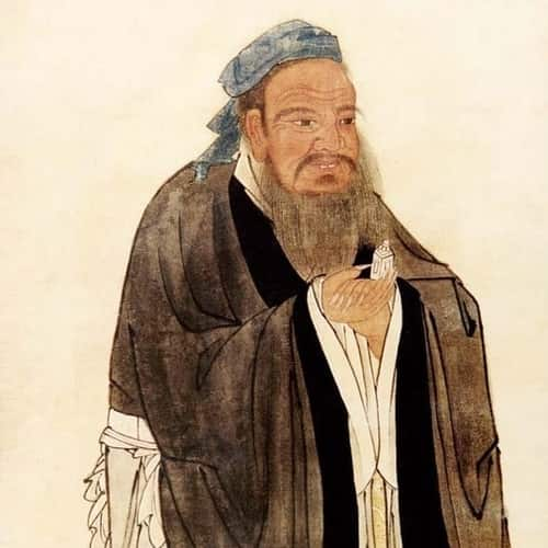 Konfusius filosofi tiongkok
