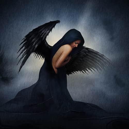 Arti mimpi malaikat sayap hitam