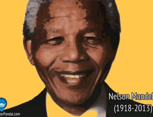 Nelson Mandela Nelson Mandela (1918-2013) – Aktivis dan Mantan Presiden Afrika Selatan