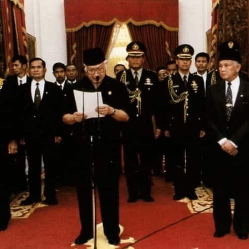 korupsi Soeharto
