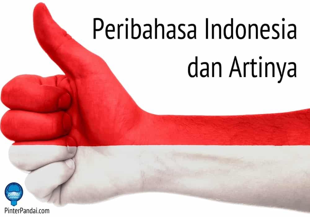 Peribahasa Indonesia Pepatah Kiasan Perumpamaan Dari A Z