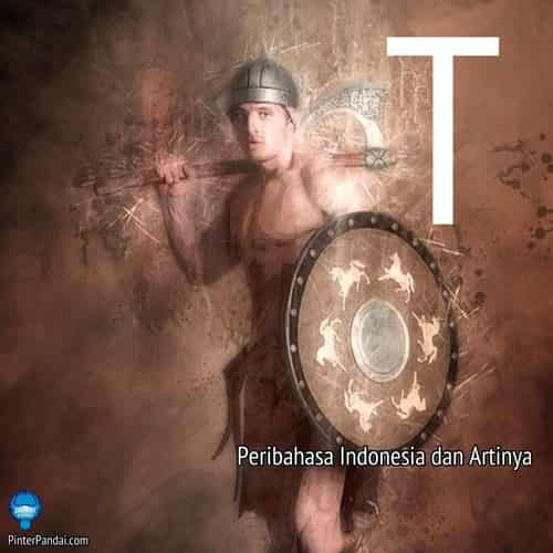 Peribahasa Indonesia huruf