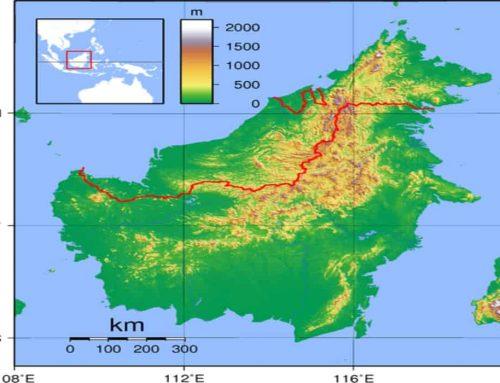 Pulau Kalimantan Satu-Satunya Pulau di Dunia yang Memiliki 3 Negara di Wilayahnya