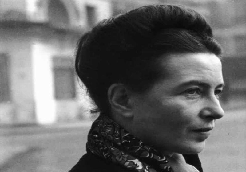 Simone de Beauvoir (1908-1986) - Filsuf Perancis