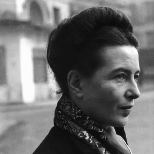 Simone de Beauvoir filosofi perancis