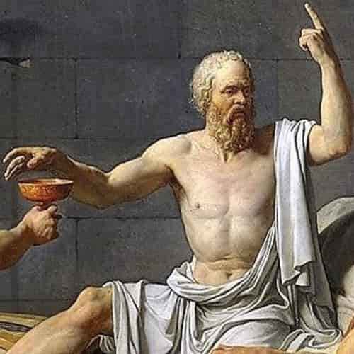 Socrates filosofi yunani