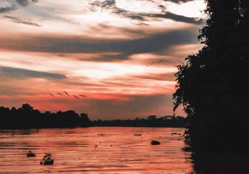 Sungai terpanjang di indonesia - kapuas