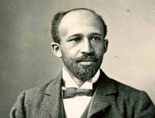 William Edward Burghardt Du Bois – WEB du Bois – 1868-1963 – Filsuf Amerika Berkulit Hitam