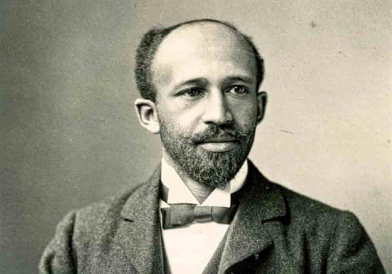 WEB Du Bois filosofi amerika