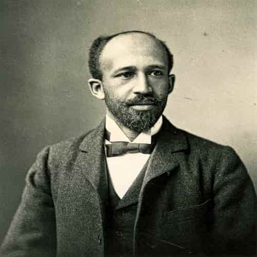 WEB Du Bois filsuf amerika