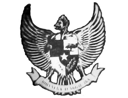 Sultan Hamid II – Pencipta Lambang Garuda Pancasila – Lambang Negara Republik Indonesia – Identitas & Makna Burung Garuda Pancasila