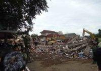 Indonesia rawan gempa bumi