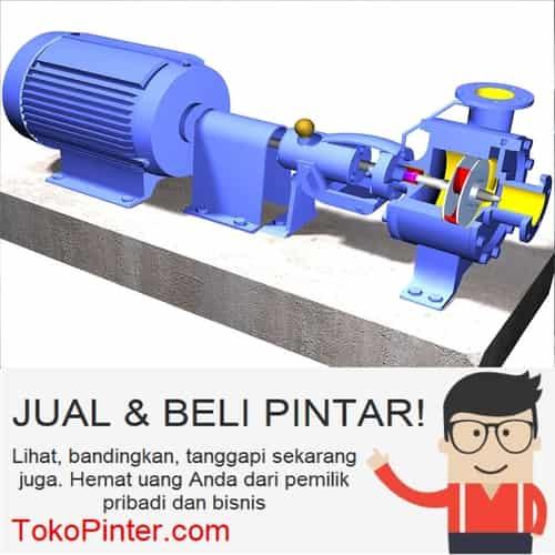 Pompa sentrifugal di Toko Pinter