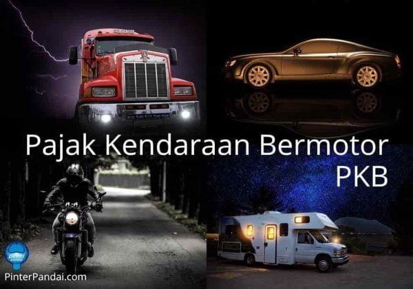 PKB Pajak Kendaraan Bermotor