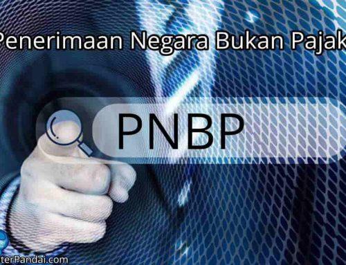 Pengertian dan Contoh PNBP – Penerimaan Negara Bukan Pajak