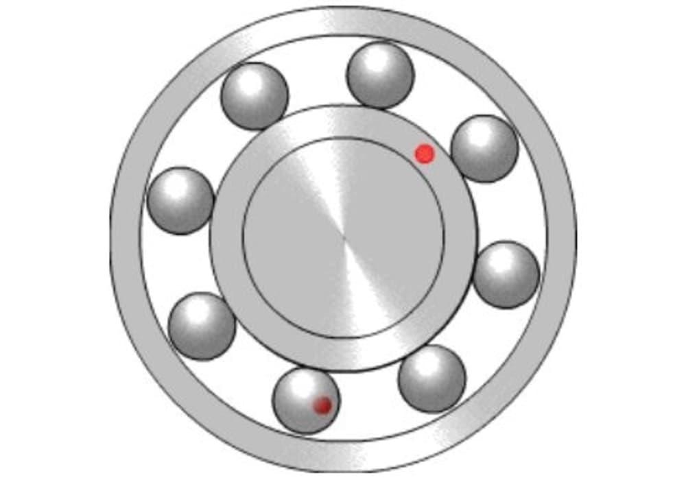 Rol bola bearing