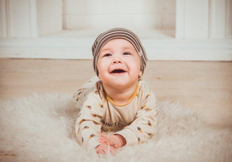 Bayi bisa melihat