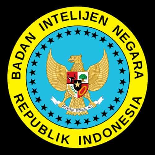 Logo BIN Badan Intelijen Negara