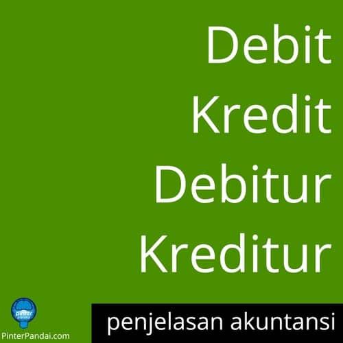 Debit kredit