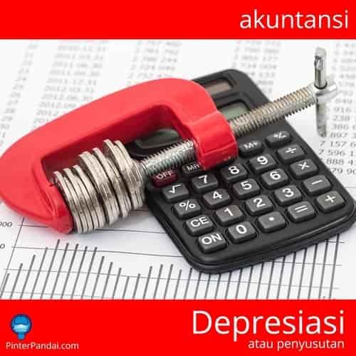 Depresiasi penyusutan
