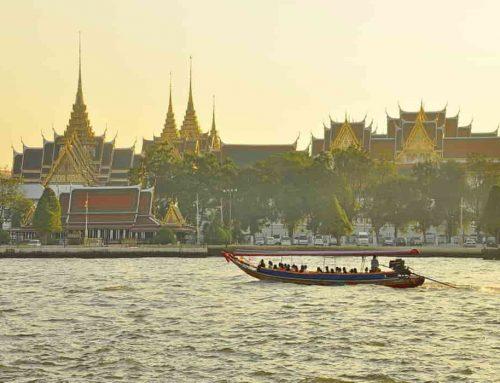 Istana Raja Bangkok (Grand Palace)