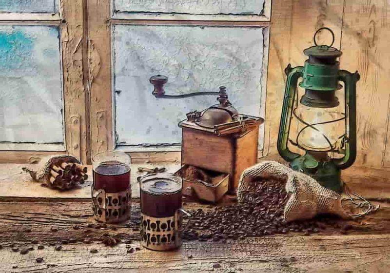 Arti mimpi kopi