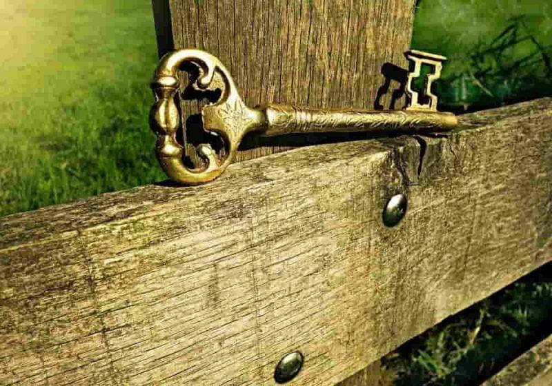 Arti mimpi kunci