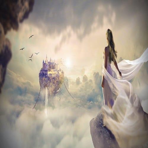 Arti mimpi langit