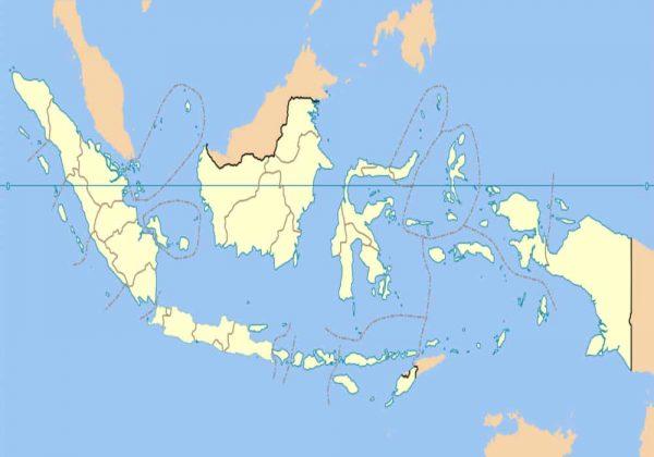 Kode telepon di Indonesia menurut ibukota provinsi
