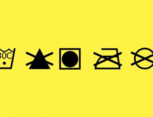 Arti Simbol Cuci Baju – Etiket Pada Tekstil – Label Perawatan