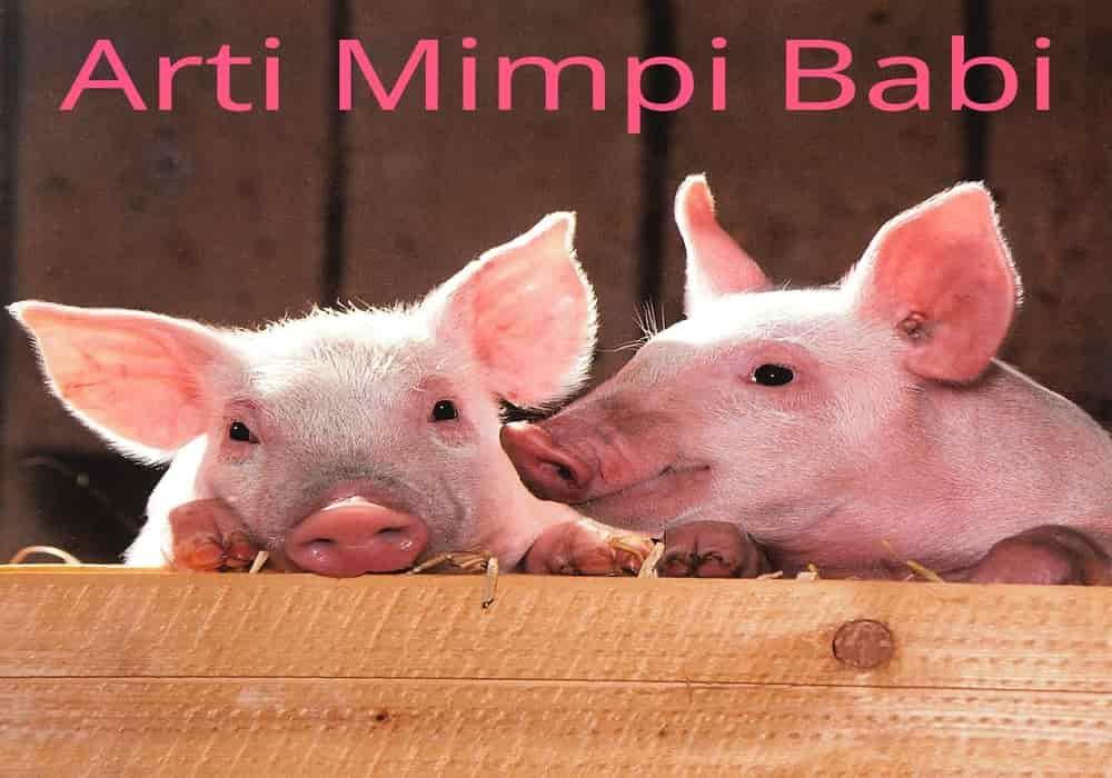 Arti mimpi makan daging babi dalam togel