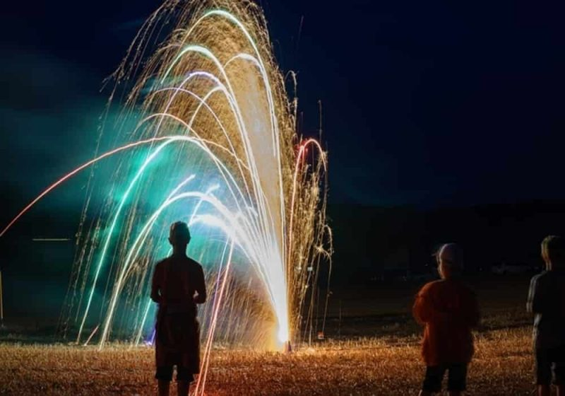 Arti mimpi kembang api petasan mercon
