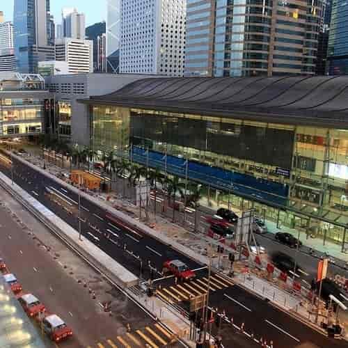 Infrastruktur negara terbaik di dunia Hong Kong