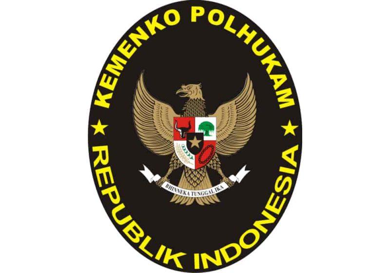 Logo KEMENKO POLHUKAM