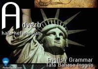 Adverb kata kerja grammar inggris