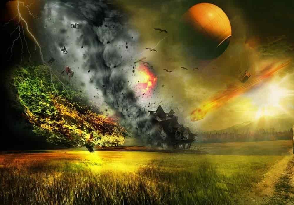 Bencana alam - Jenis bencana alam
