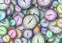 Cara mengatur waktu