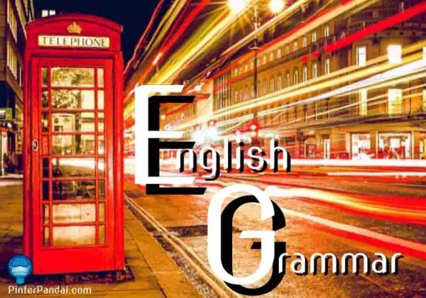 Grammar bahasa inggris