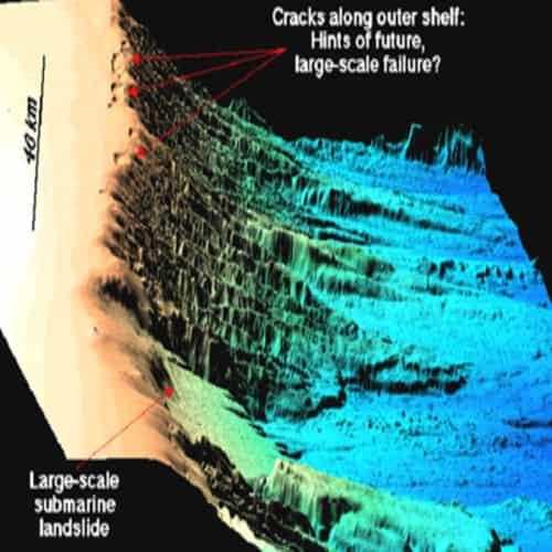 Longsor bawah laut