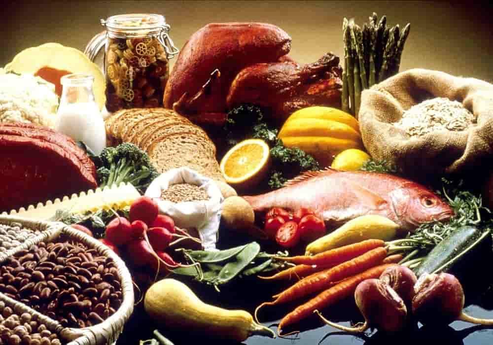 Makanan Gizi Seimbang Kelompok Makanan Yang Harus Dimakan