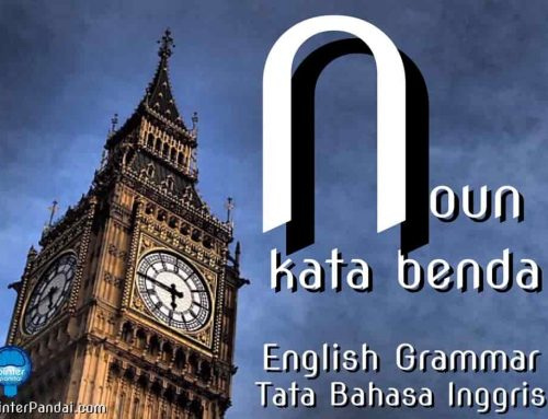Noun Kata Benda – Grammar Bahasa Inggris – Soal dan Jawaban