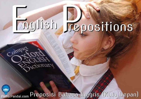 Preposisi bahasa inggris