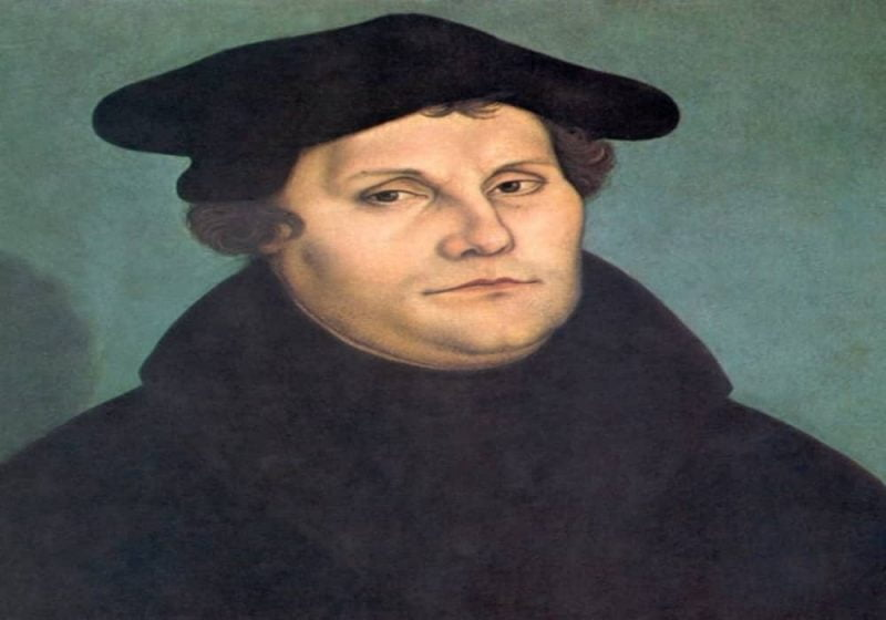 Martin luther agama protestan