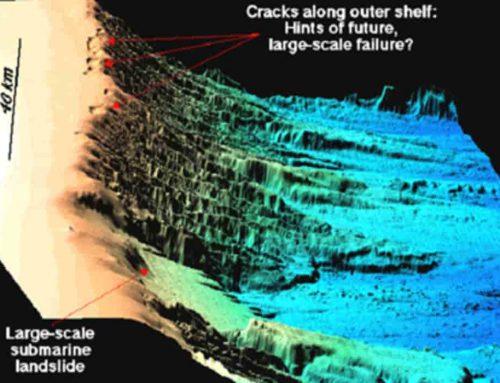Longsor Bawah Laut – Penjelasan dan Penyebab