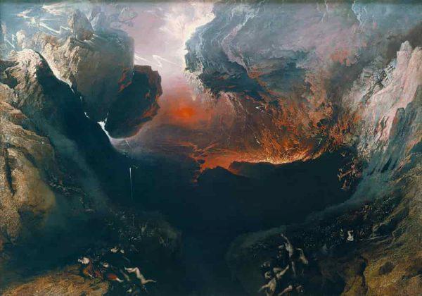 Tulah mesir - The Great Day of His Wrath - hari besar murka