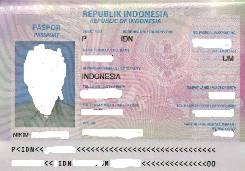 cara mengurus paspor hilang saat di luar negeri