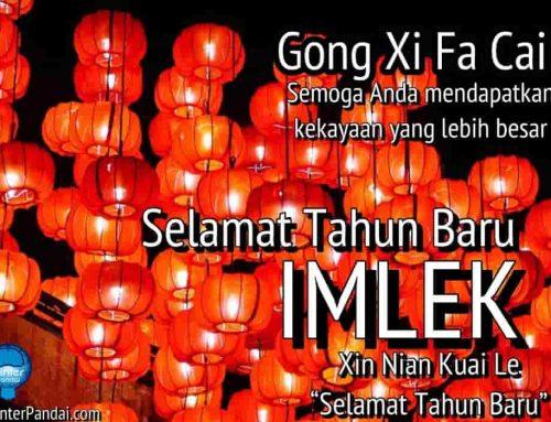 Arti Gong Xi Fa Cai – Semoga Anda Mendapatkan Kekayaan Yang Lebih Besar – Kata Ucapan Selamat Tahun Baru Imlek