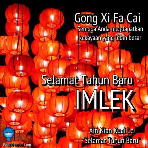 Imlek Gong Xi Fa Cai