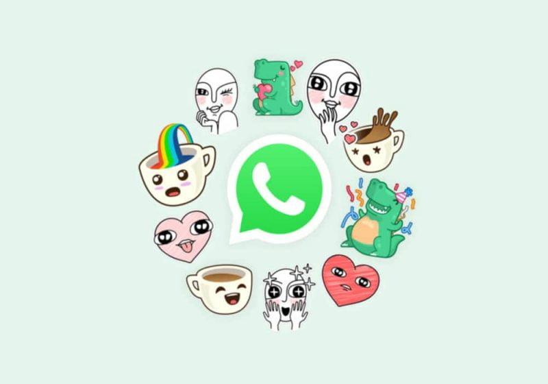 Cara pakai stiker whatsapp
