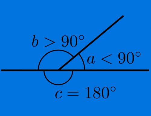 Sudut Matematika dan Radian – Geometri – Soal Jawaban